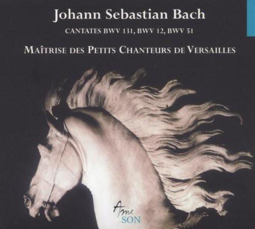 Cantatas BWV 12 51 131