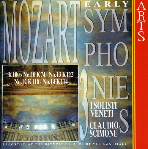 Early Symphonies 3