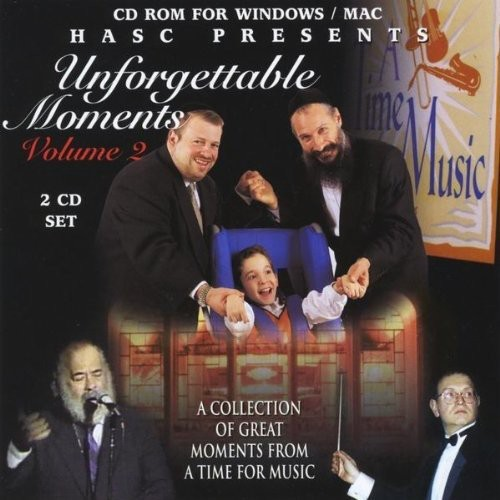 Hasc Unforgettable Moments 2 /  Various