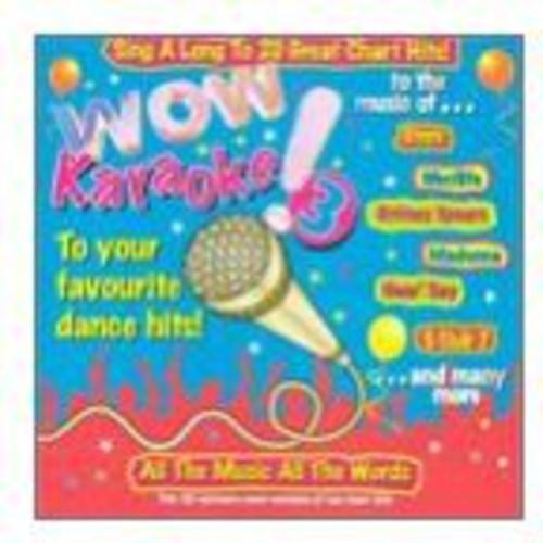 Wow Let's Karaoke, Vol. 3