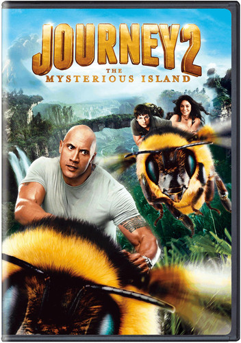 Journey 2: The Mysterious Island [UltraViolet]