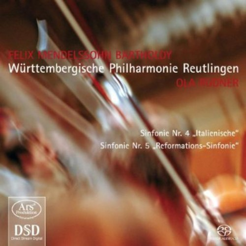 Symphonies 4 5
