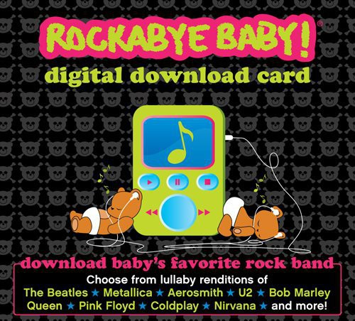 Digital Download Card Gift Package