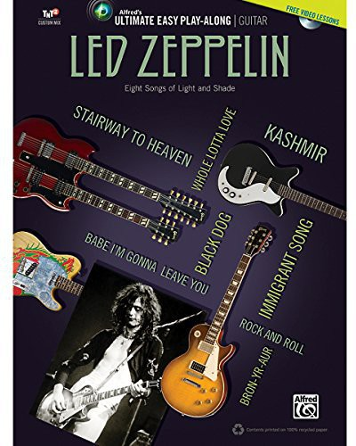 Led Zeppelin Ultimate Easy Guitar Play-Along