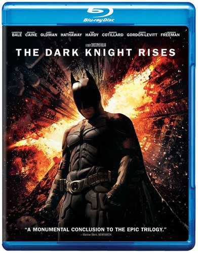 Dark Knight Rises [2 Discs] [Blu-ray/DVD]