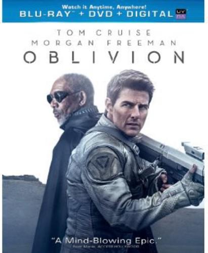 Oblivion [2 Discs] [UltraViolet] [Blu-ray/DVD]