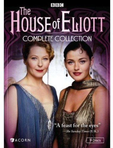 The House of Eliott: Complete Collection