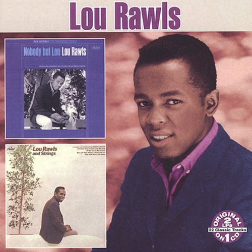 Nobody But Lou /  Lou Rawls and Strings