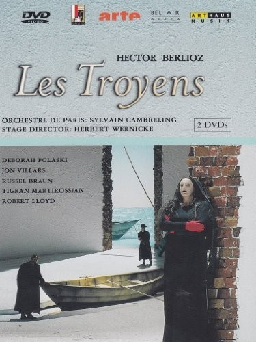 Les Troyens Deborah Polaski Jon Villars Russel Bra [Import]