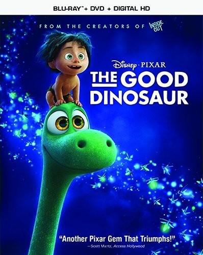 Good Dinosaur [Blu-ray/DVD]