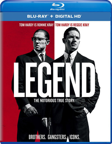 Legend [UltraViolet] [Blu-ray]