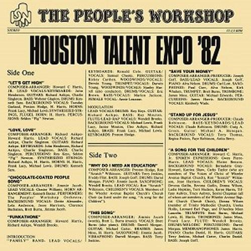 Houston Talent Expo '82