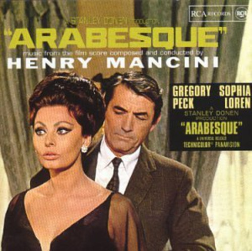 Arabesque (Original Soundtrack)
