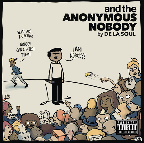 And The Anonymous Nobody [Explicit Content]