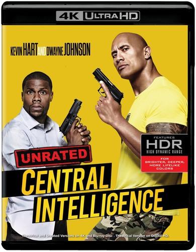 Central Intelligence [4K Ultra HD Blu-ray/Blu-ray]