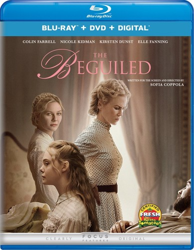 Beguiled [Blu-ray/DVD]