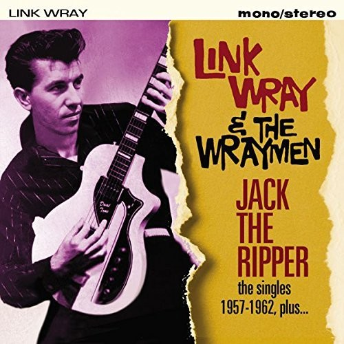 Jack The Ripper: Singles 1957-1962 Plus [Import]