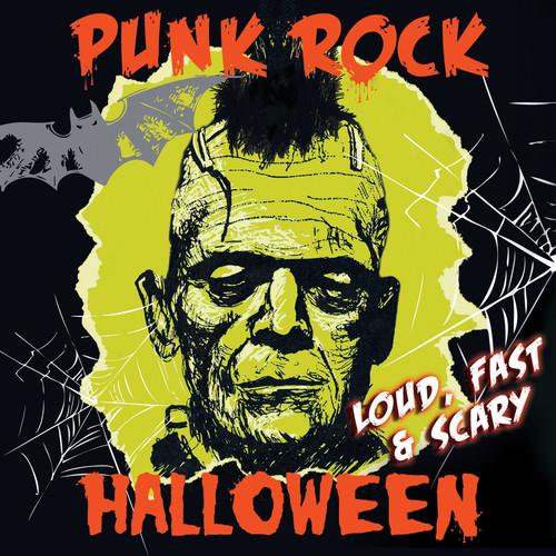 Punk Rock Halloween - Loud Fast & Scary!