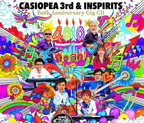 (4010) Both Anniversary Gig CD [Import]