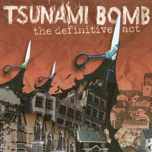 The Definitive Act , Tsunami Bomb