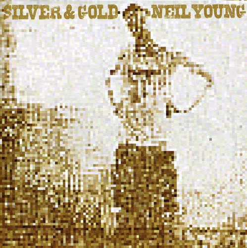 Neil Young-Silver & Gold