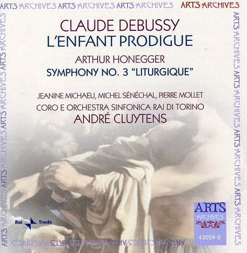 Andre Cluytens Conducts