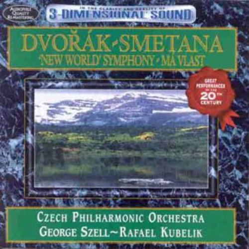 Dvorak & Smetana: New World Symphony & Ma Vlast