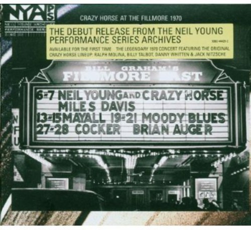 Neil Young-Live at the Fillmore East