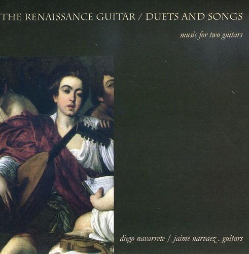 Renaissance Guitar Duets & Songs