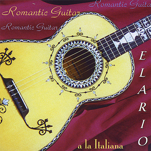 Romantic Guitar a la Italiana