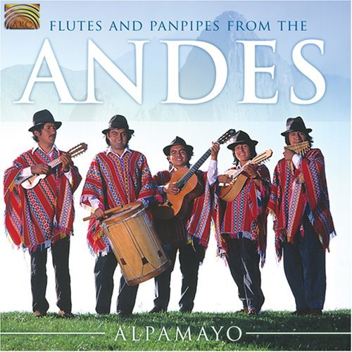 Flutes and Panpipes From The Andes