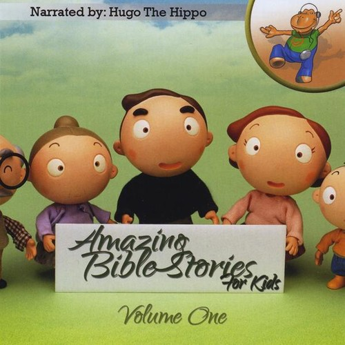 Amazing Bible Stories for Kids 1
