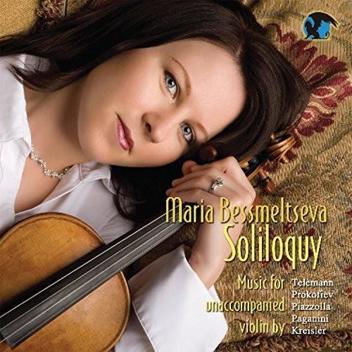 Soliloquy: Music for Unaccompanied Violin