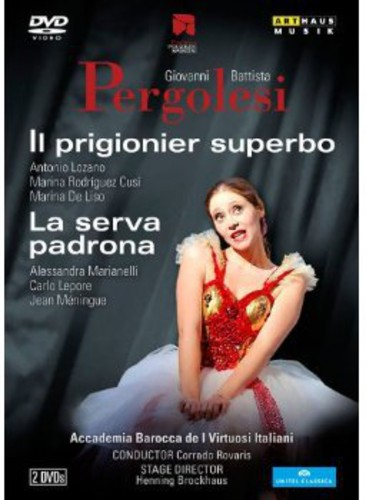 Il Prigionier Superbo & la Serva Padrona