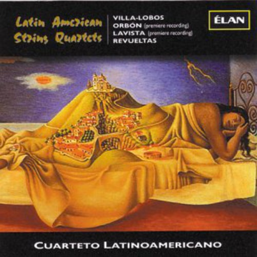 Latin American String Quartets