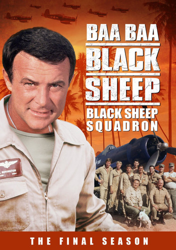 Baa Baa Black Sheep - Black Sheep Squadron: Season Two (The Final Season)
