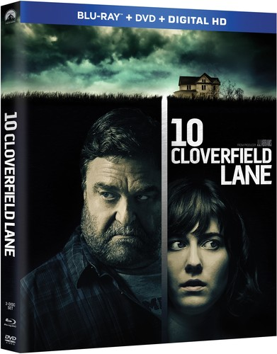 10 Cloverfield Lane [Blu-ray/DVD]