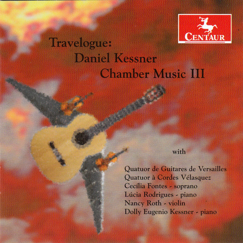 Travelogue: Chamber Music 3