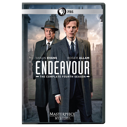Endeavour: The Complete Fourth Season (Masterpiece)