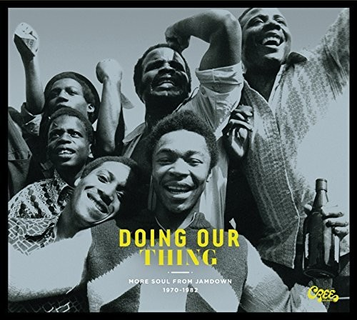 Doing Our Thing: More Soul From Jamdown /  Various