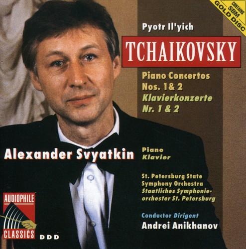 Tchaikovsky: Pno Ctos Nos 1 & 2