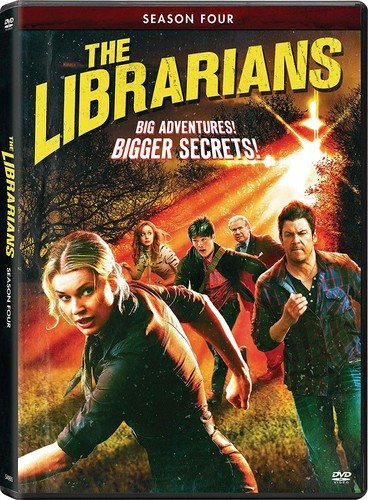 The Librarians: Season Four
