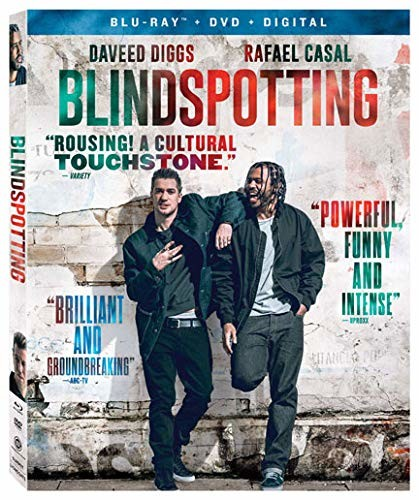 Blindspotting [Blu-ray/DVD]