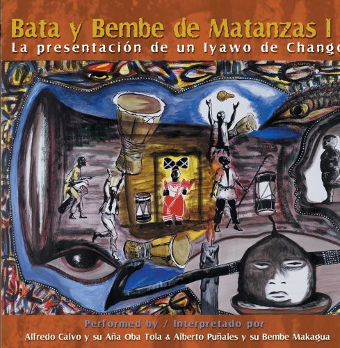 Bata y Bembe de Matanzas: Iyawo Chango