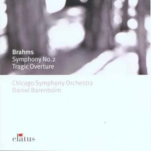 Brahms: Sym No 2 /  Tragic Overture