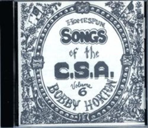 Homespun Songs of C.S.A. 6