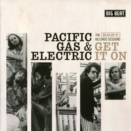Get It On - The Kent Records Sessions [Import]