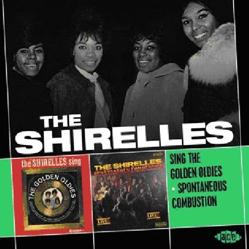 Sing the Golden Oldies /  Spontaneous Combustion [Import]