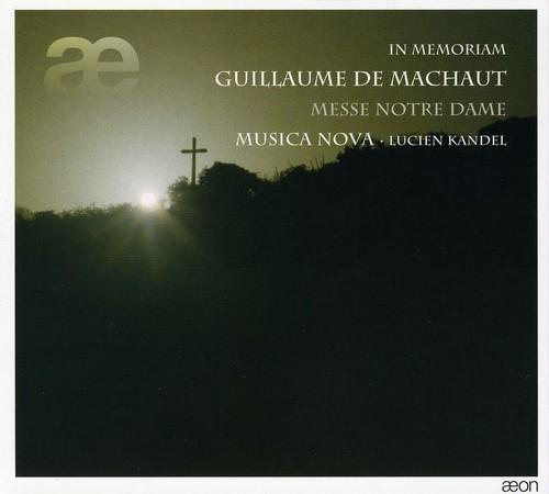 In Memoriam: Messe Notre Dame