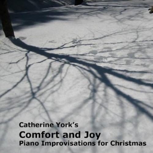Comfort & Joy: Piano Improvisations for Christmas